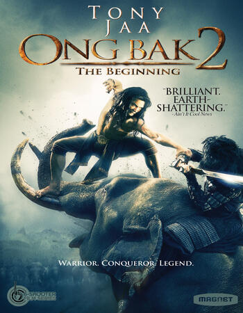 Ong Bak 2 (2008) Dual Audio Hindi 720p BluRay 750MB ESubs