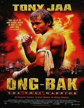 Ong-Bak: The Thai Warrior (2003) Dual Audio Hindi 480p BluRay 350MB