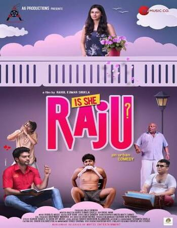 Is She Raju? (2019) Hindi 480p WEB-DL x264 350MB