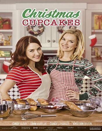 Christmas Cupcakes 2019 720p HDTV Full English Movie Download