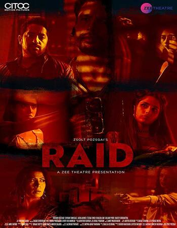Raid 2019 720p WEB-DL Full Hindi Movie Download