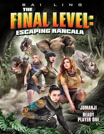 The Final Level Escaping Rancala 2019 720p WEB-DL Full English Movie Download