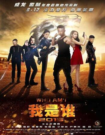 Who Am I (2015) Dual Audio Hindi 720p WEB-DL 750MB