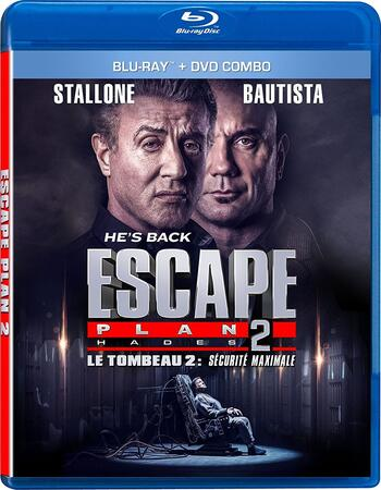 Escape Plan 2: Hades 2018 Dual Audio Hindi 480p BluRay 300MB