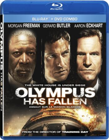 Olympus Has Fallen 2013 1080p BluRay Full English Movie Download