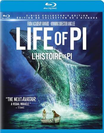 Life of Pi 2012 720p BluRay ORG Dual Audio In Hindi English