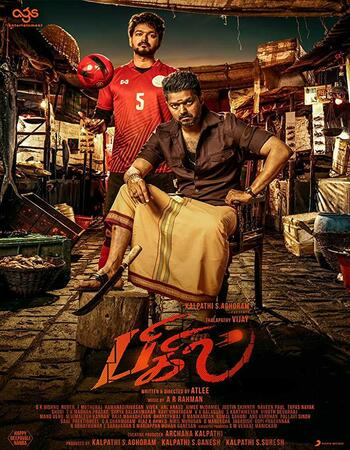 Bigil (2019) Tamil 720p WEB-DL 1.3GB Full Movie Download