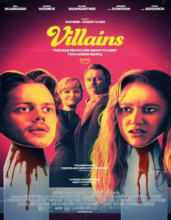 Villains 2019 720p WEB-DL Full English Movie Download