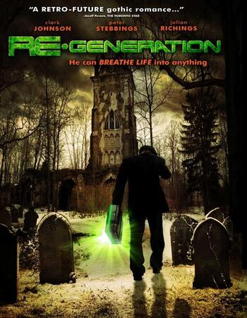 Re-Generation (2004) Dual Audio Hindi 720p WEB-DL 800MB Full Movie Download