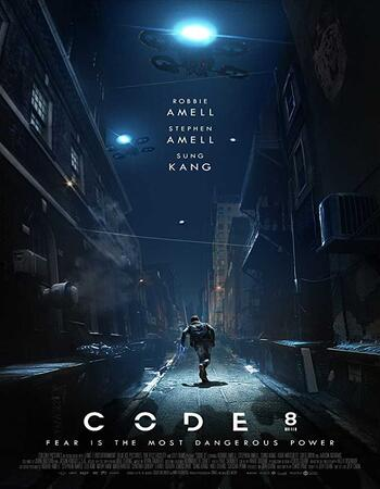 Code 8 (2019) English 720p WEB-DL x264 800MB ESubs