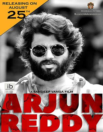Arjun Reddy 2019 720p WEB-DL Full Hindi Movie Download