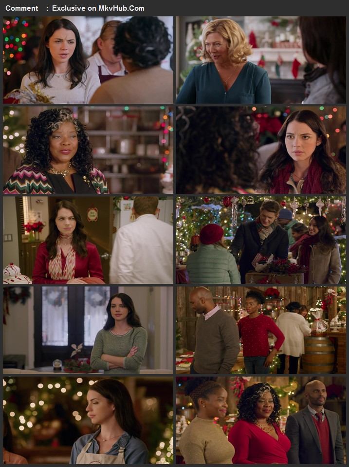 A Sweet Christmas Romance 2019 720p WEB-DL Full English Movie Download