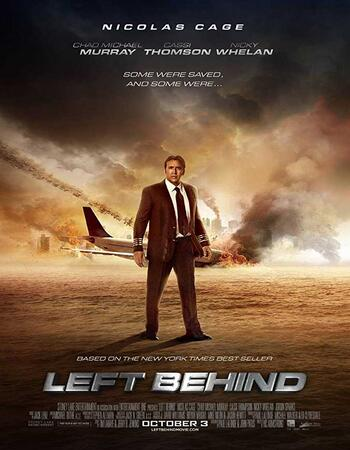 Left Behind (2014) Dual Audio Hindi 720p BluRay x264 850MB