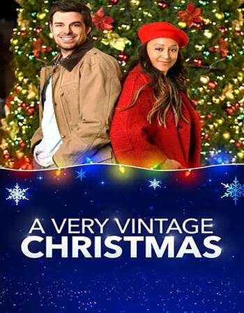 A Very Vintage Christmas 2019 720p WEB-DL Full English Movie Download