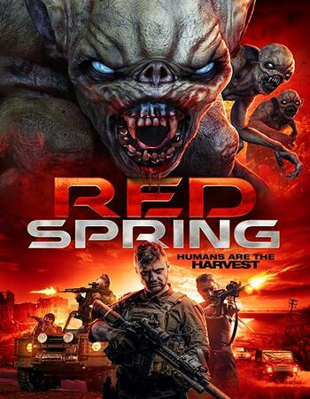 Red Spring (2016) Dual Audio Hindi 720p BluRay 750MB Full Movie Download