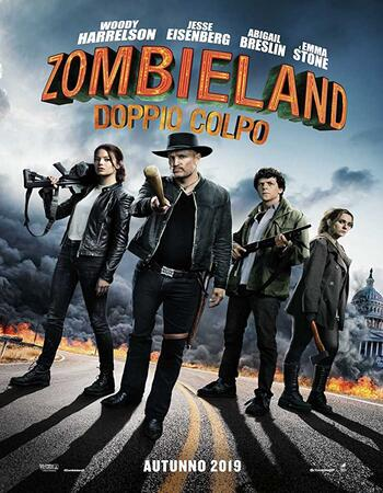 Zombieland: Double Tap (2019) English 720p HDRip x264 850MB Full Movie Download