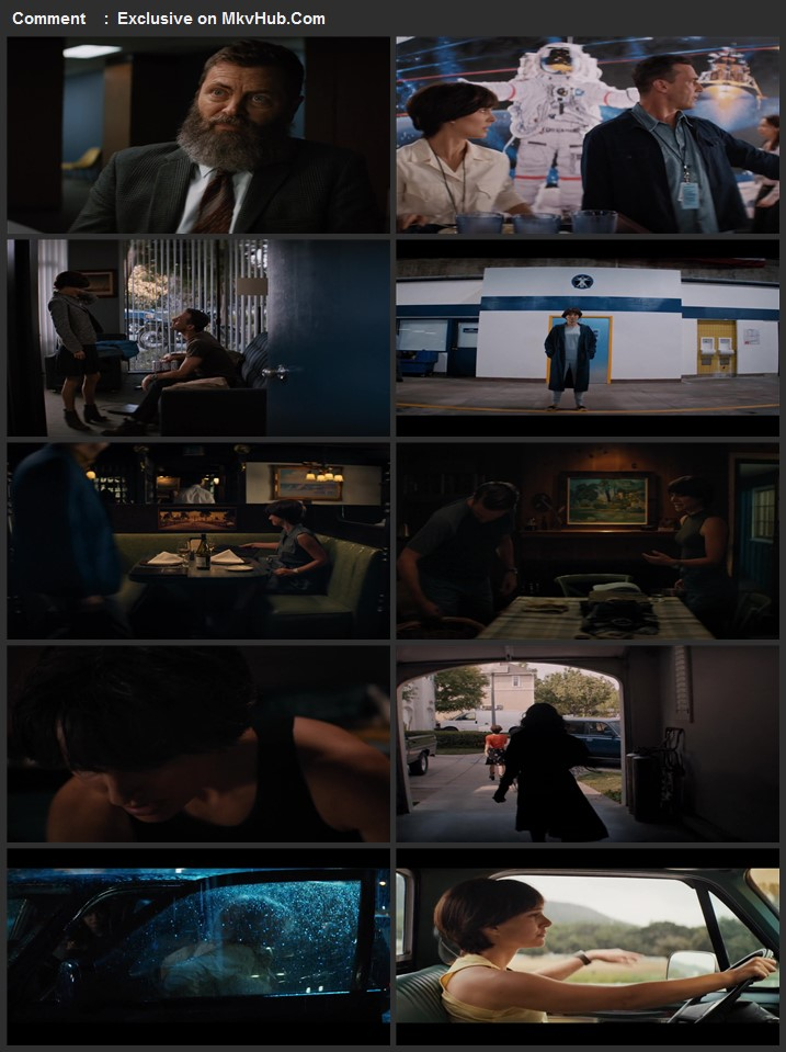 Lucy in the Sky 2019 1080p WEB-DL Full English Movie Download