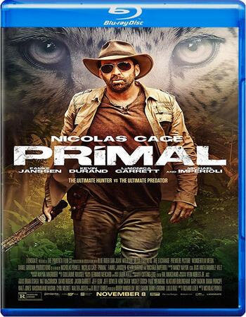 Primal 2019 720p BluRay Full English Movie Download