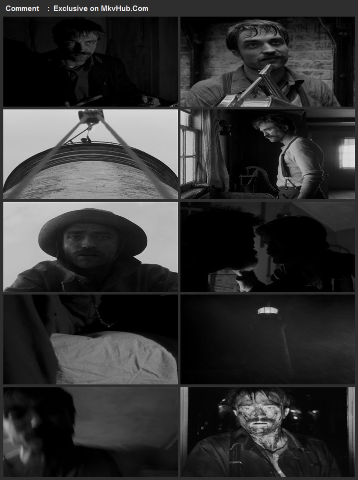 The Lighthouse 2019 720p BluRay Full English Movie Download