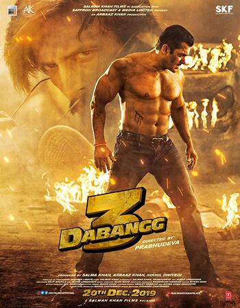 Dabangg 3 2019 720p WEB-DL Full Hindi Movie Download