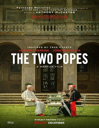 The Two Popes 2019 1080p WEB-DL Full English Movie Download