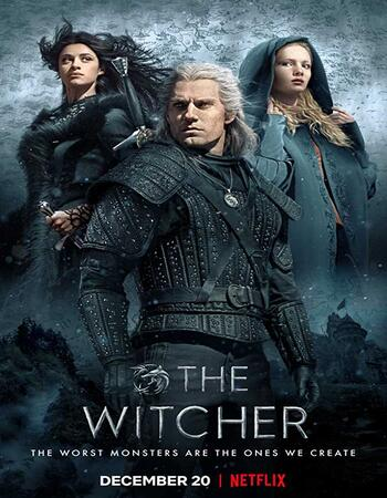 The Witcher S01 Complete Dual Audio Hindi 720p 480p WEB-DL ESubs Download