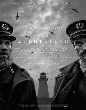The Lighthouse (2019) English 480p WEB-DL x264 350MB ESubs Full Movie Download
