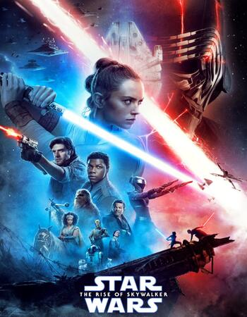 Star Wars The Rise of Skywalker (2019) English 720p WEB-DL 1.2GB ESubs Full Movie Download