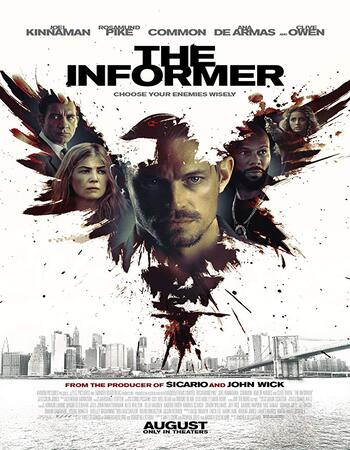 The Informer 2019 720p WEB-DL Full English Movie Download