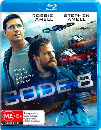 Code 8 (2019) English 480p BluRay x264 300MB ESubs