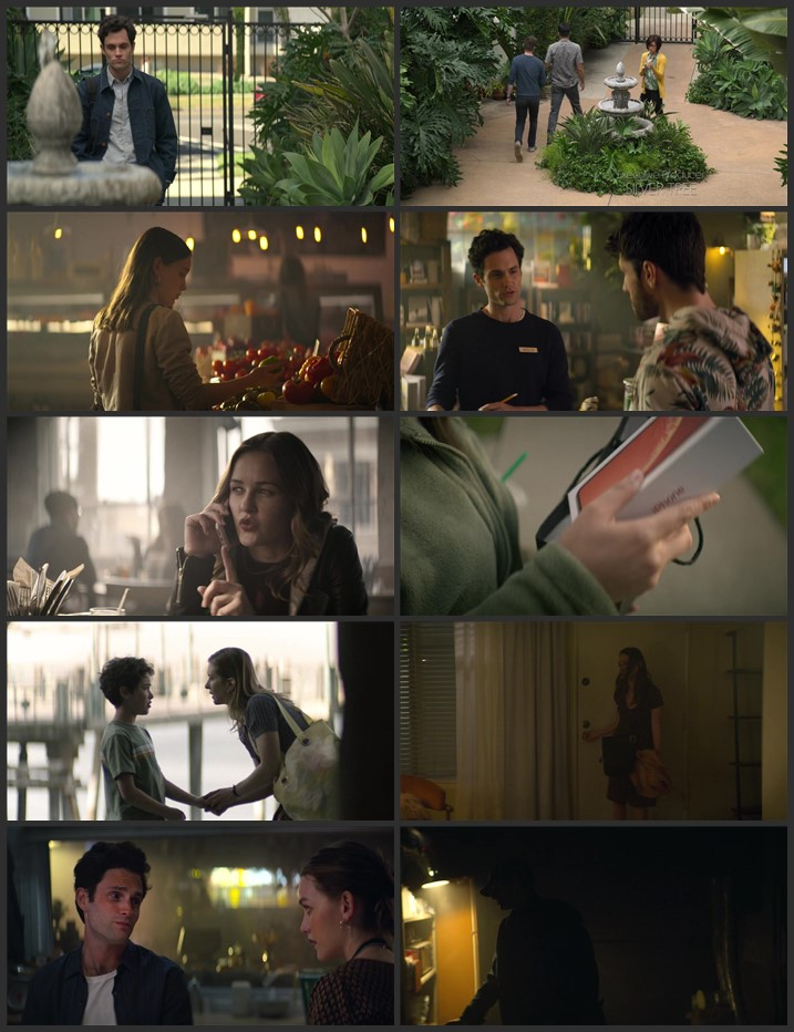 You S02 Complete Dual Audio Hindi 720p 480p WEB-DL x264 2.5GB ESubs Download