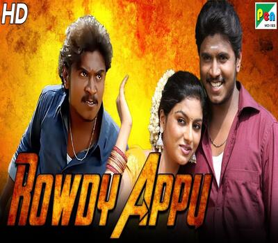 Rowdy Appu (2019) Hindi Dubbed 720p HDRip x264 850MB Movie Download