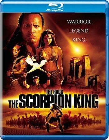 The Scorpion King 2002 Dual Audio Hindi 480p BluRay x264 300MB