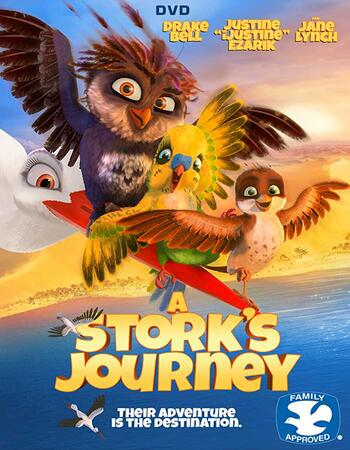 A Stork's Journey 2017 Dual Audio Hindi 480p BluRay x264 250MB