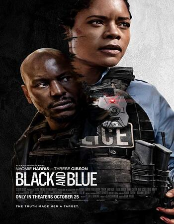 Black and Blue (2019) English 720p WEB-DL x264 900MB Full Movie Download