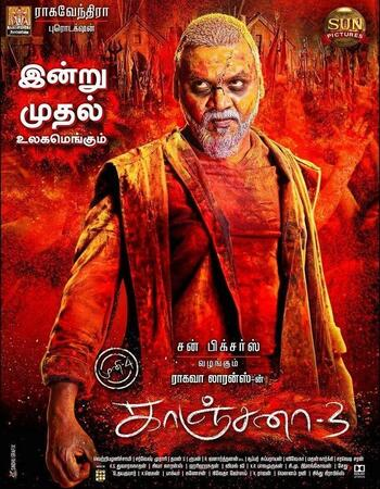 Kanchana 3 (2019) Hindi Dubbed 720p HDRip x264 1.2GB Full Movie Download