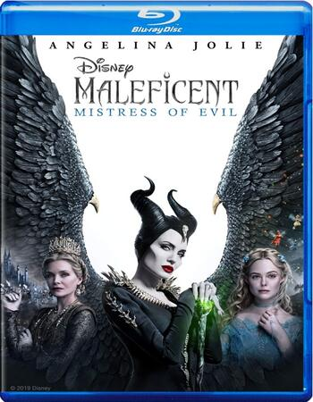 Maleficent: Mistress of Evil (2019) Dual Audio Hindi ORG 720p BluRay ESubs Full Movie Download