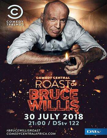 Comedy Central Roast of Bruce Willis 2018 720p WEB-DL Full Show Download