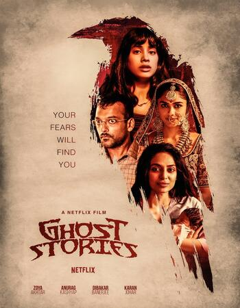 Ghost Stories 2020 720p WEB-DL Full Hindi Movie Download