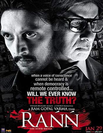 Rann (2010) Hindi 480p BluRay x264 450MB ESubs