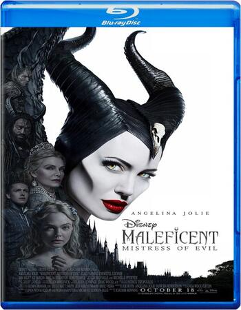 Maleficent Mistress of Evil 2019 720p BluRay ORG Dual Audio In Hindi English