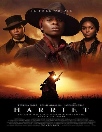 Harriet (2019) English 720p DVDScr x264 1.1GB Full Movie Download