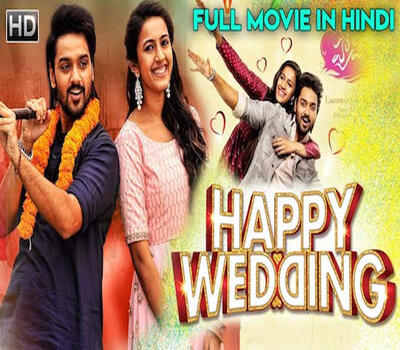 Happy Wedding (2020) Hindi Dubbed 720p HDRip x264 850MB Movie Download