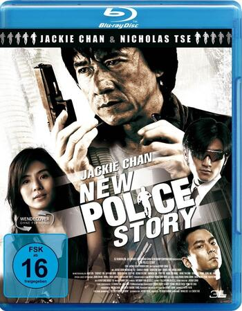 New Police Story (2004) Dual Audio Hindi 720p BluRay x264 750MB Full Movie Download