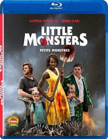 Little Monsters 2019 720p BluRay Full English Movie Download