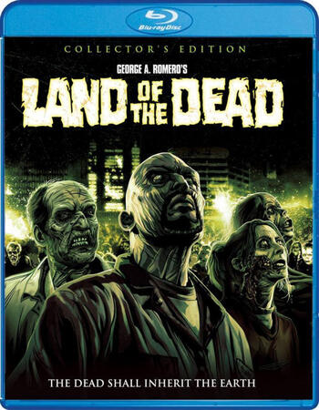 Land of the Dead (2005) Dual Audio Hindi 720p BluRay x264 850MB Full Movie Download