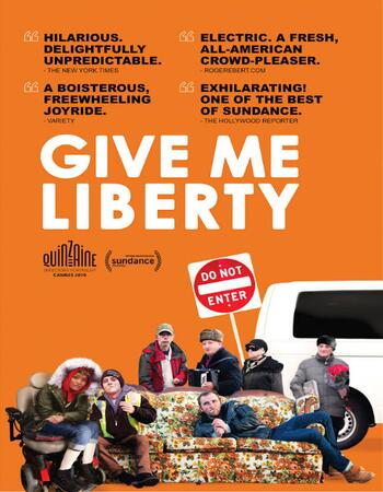 Give Me Liberty 2019 720p WEB-DL Full English Movie Download