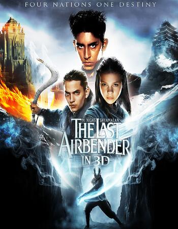 The Last Airbender (2010) Dual Audio Hindi 720p BluRay ...