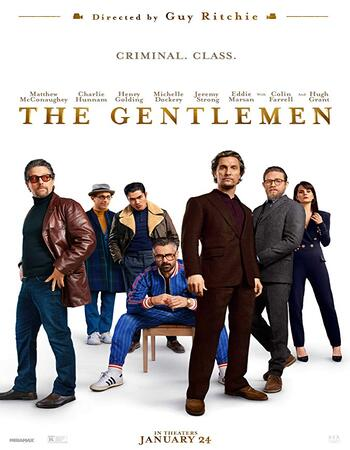 The Gentlemen 2019 English 1080p BluRay 1.9GB ESubs