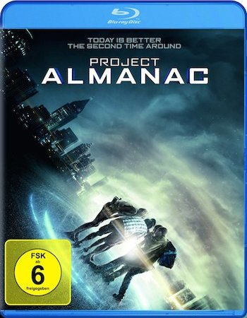 Project Almanac 2015 720p BluRay ORG Dual Audio In Hindi English